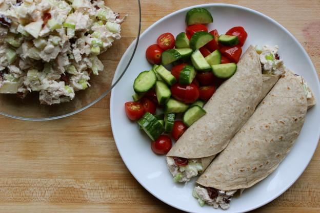 chicken salad roll-ups 2