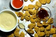 Baked Cornflake Chicken Nuggets